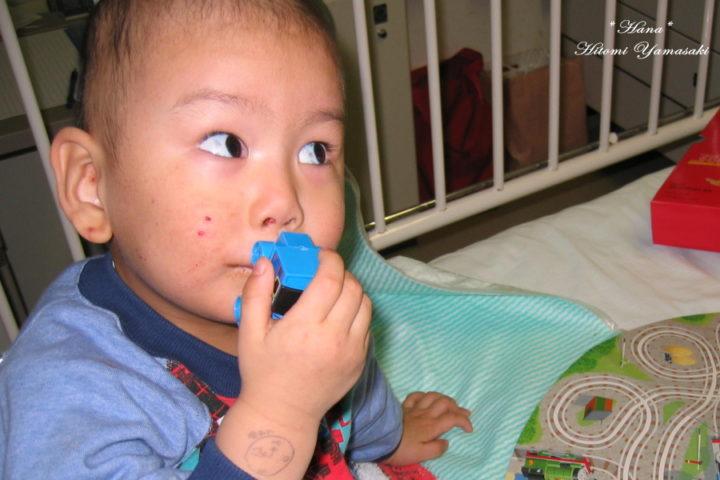 聖域療法で肌荒れと口内炎がひどい