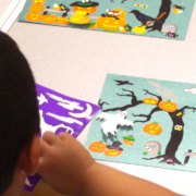 小児病棟でステッカーアート教室開催 Mrs. Grossman's ミセスグロスマン