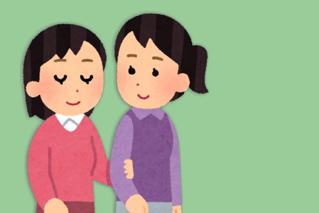 小児がんピアサポート「寄り添う」