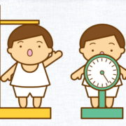 小児がん経験者:治療が終わってからの身長・体重の推移(成長曲線記録表)